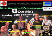 BETHLEHEM BOXING EVENT 28th FEBRUARY 2016